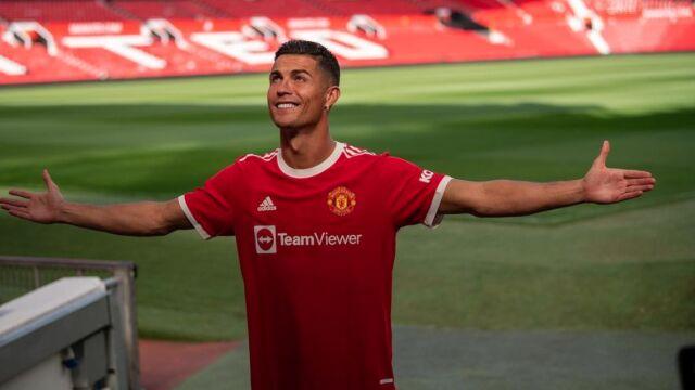 """""""Pikantny"""" powrót Ronaldo. Trener MU potwierdza: na pewno będzie na boisku"""