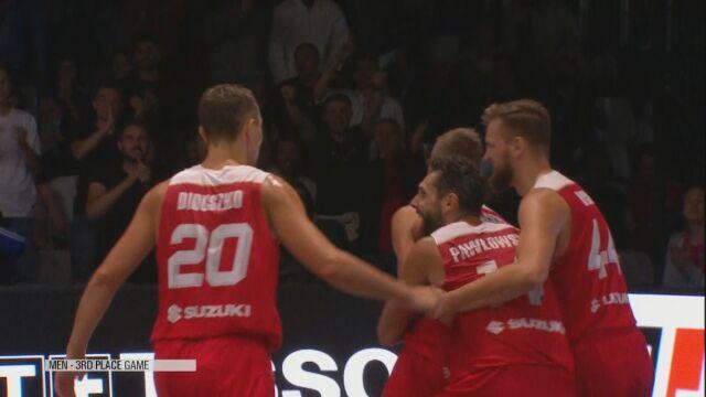 Rzut równo z końcową syreną, dramatyczne okoliczności. Polska trzecią drużyną Europy