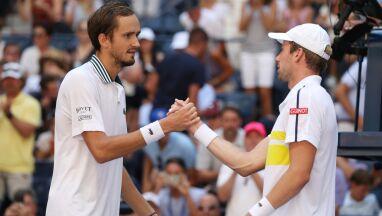 Miedwiediew w półfinale US Open. Pokonał rewelację turnieju