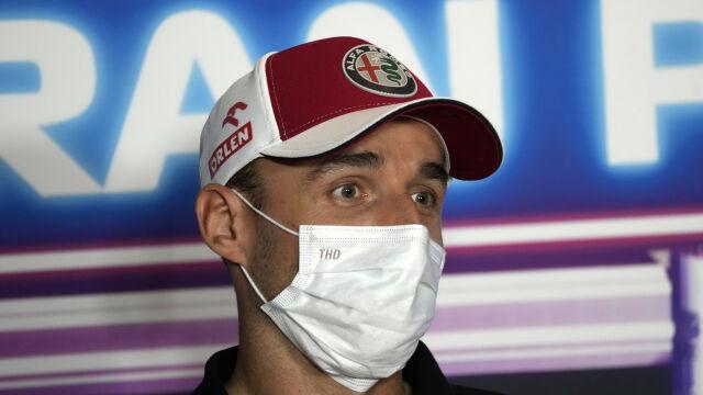 """Kubica gotowy na Grand Prix Włoch. """"Tu trzeba być bardzo pewnym bolidu"""""""