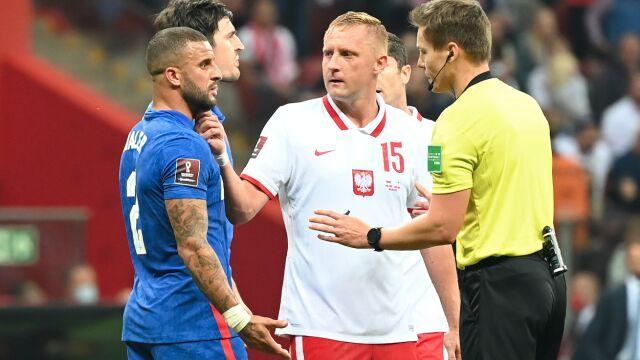 Incydent w meczu Polska - Anglia. FIFA wszczęła dochodzenie
