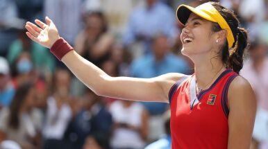 Planowała powrót do domu, awans do półfinału US Open kompletnie ją zaskoczył