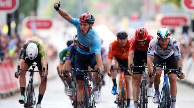 Hayter ponownie na czele klasyfikacji Tour of Britain. Kraksa na finiszu 5. etapu