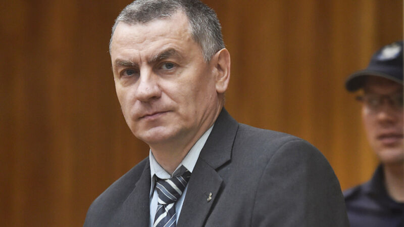 Brunon Kwiecień skazany na 13 lat więzienia