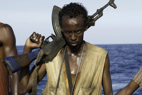 """Nominacja w kategorii """"Najlepszy aktor drugoplanowy"""": Barkhad Abdi, """"Kapitan Phillips"""""""