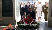 Prezydent Andrzej Duda złożył wieniec na Grobie Nieznanego Żołnierza