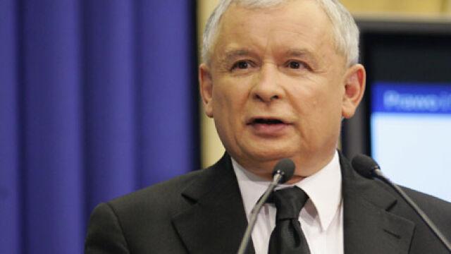 Kaczyński: Ryszard C. należał do Platformy Obywatelskiej