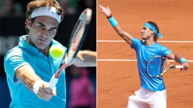 Nadal i Federer strąceni. Dekada dominacji przerwana