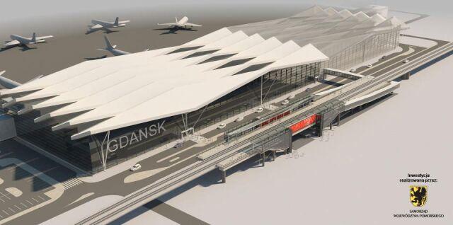 Przystanek PKM Port Lotniczy