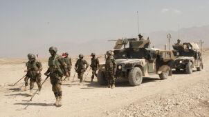 Krwawy atak talibów. Zginęło ponad 25 osób