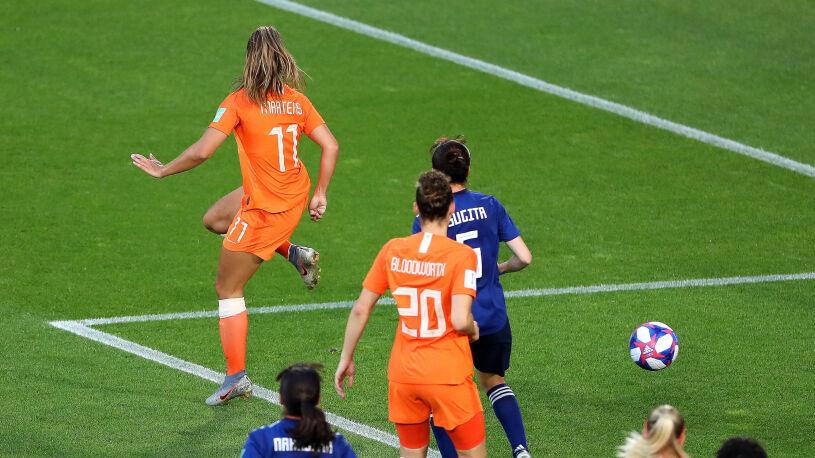 Włoszki i Holenderki uzupełniły grono ćwierćfinalistek mundialu