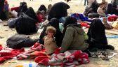 Rodziny bojowników IS ewakuowane z Baguz