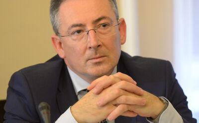 Sienkiewicz będzie zeznawał przed komisjąds. VAT