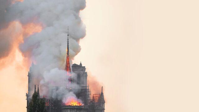 Prokuratura: pożar Notre Dame nie był wynikiem przestępstwa
