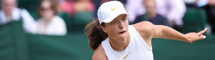 Iga Świątek: Zwycięstwo na Wimbledonie zmieniło wszystko