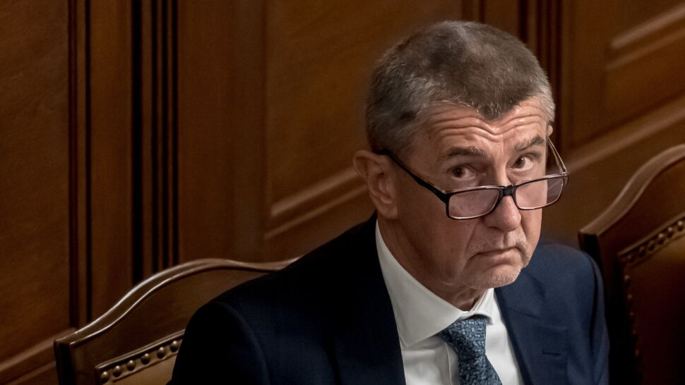 Nieudana nocna próba odwołania czeskiego rządu