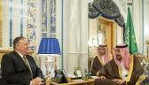 Mike Pompeo z wizytą w Arabii Saudyjskiej