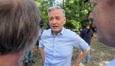 Biedroń: władze Wiosny upoważniły mnie do rozmów z Koalicją Europejską