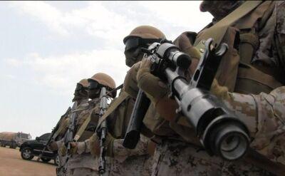 Saudyjskie siły specjalne od 2015 roku prowadzą interwencję w Jemenie