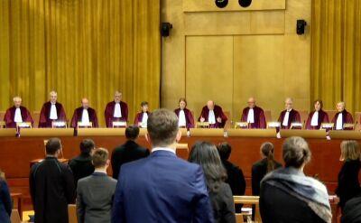 Polski rząd przegrywa przed unijnym Trybunałem