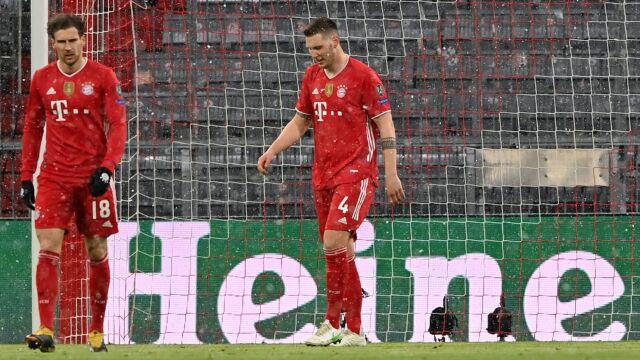 """""""Pięć minut bez jednego zawodnika"""". Bayern słono zapłacił za decyzję trenera"""