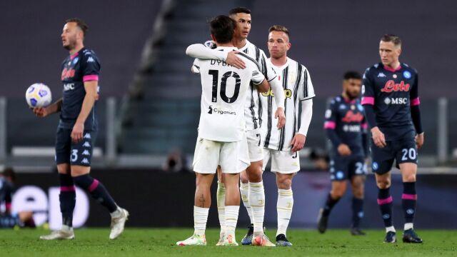 Szczęsny wylądował na ławce, Juventus się przełamał