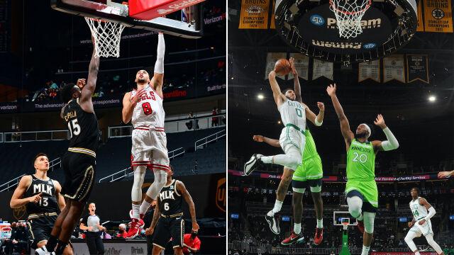 Kosmiczne wyczyny w NBA. Nawiązali do legendarnych rekordów