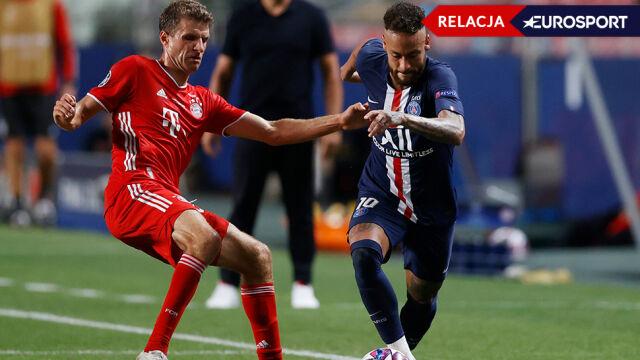 Bayern - PSG (RELACJA)