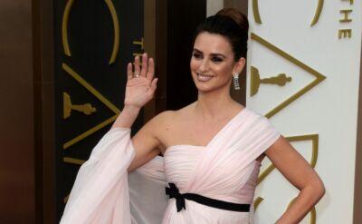 Olśniewająca Penelope Cruz na rozdaniu Oscarów