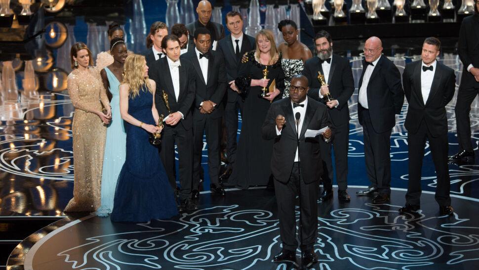 """Członkowie Akademii dali Oscara """"Zniewolonemu"""", choć go nie widzieli"""