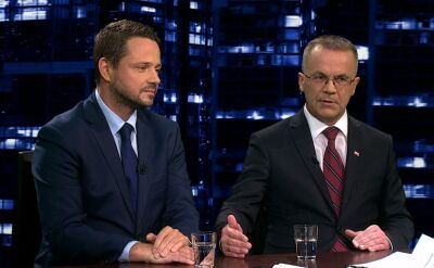 Sellin: wolałbym sobie nie wyobrażać, że policja wynosi Wałęsę