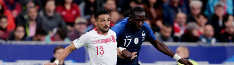 Podział punktów w meczu na szczycie. Francuzi i Turcy jeszcze bez awansu