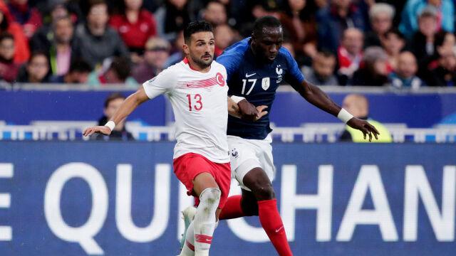Podział punktów w meczu na szczycie. Francuzi i Turcy jeszcze bez awansu na Euro