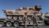 Turcja od blisko tygodnia prowadzi ofensywę przeciw Kurdom w północnej Syrii