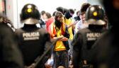 Zamieszki w Hiszpanii po wyroku SN w sprawie separatystów
