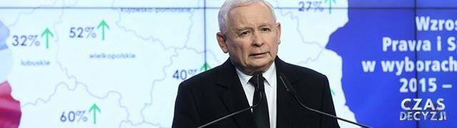 Kaczyński: chcemy, by Senat stał się miejscem, gdzie wojna w polityce będzie ograniczona