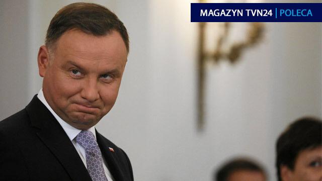 """""""Andrzej Duda nie może spać spokojnie w Pałacu"""""""