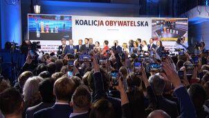 Powyborcze rozliczenia w Koalicji Obywatelskiej