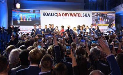 Słaby wynik Grzegorza Schetyny. Koalicja Obywatelska planuje powyborcze rozliczenia