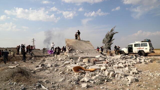 Kurdowie wycofują się z kluczowego miasta.