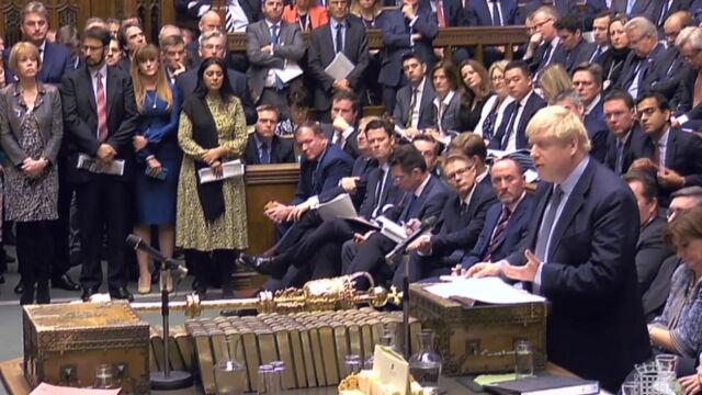 Izba Gmin decyduje w sprawie brexitu. Rozpoczęło się posiedzenie