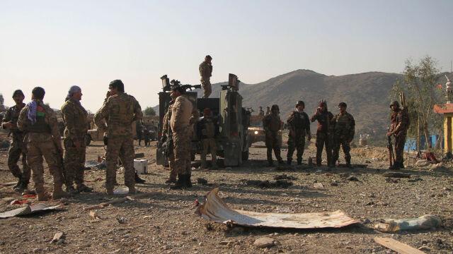 Przemoc w Afganistanie osiągnęła