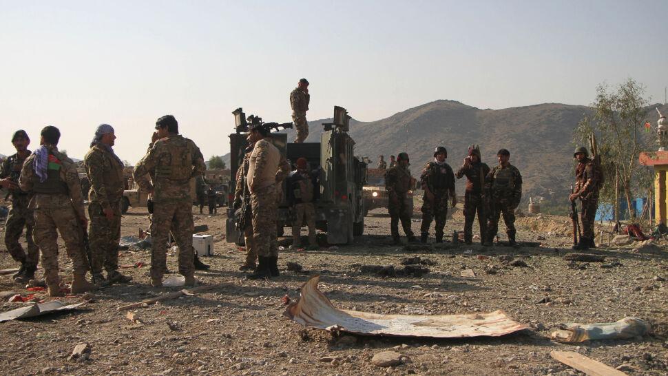 """Przemoc w Afganistanie osiągnęła """"bezprecedensowe rozmiary"""""""