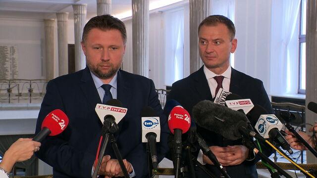 Kierwiński: mamy do czynienia z kryzysem państwa