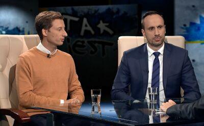 Sterczewski o motywacji do startu w wyborach