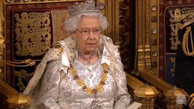 65. mowa tronowa Elżbiety II