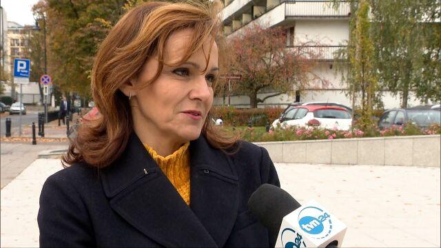 Morawska-Stanecka: jestem przekonana, że żaden z nowo wybranych senatorów nie da się przekupić