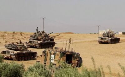 Syryjska armia odpiera atak Turcji