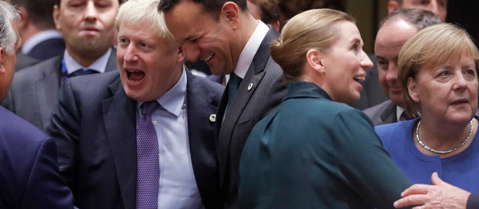 Unia przyjęła nowe porozumienie  w sprawie brexitu