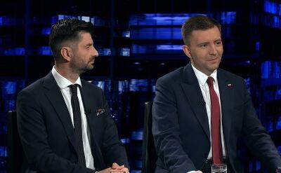 """Łukasz Schreiber i Krzysztof Śmiszek o projekcie """"Stop pedofilii"""""""